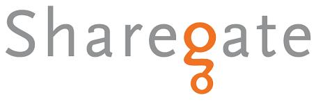 Sharegate migration tool