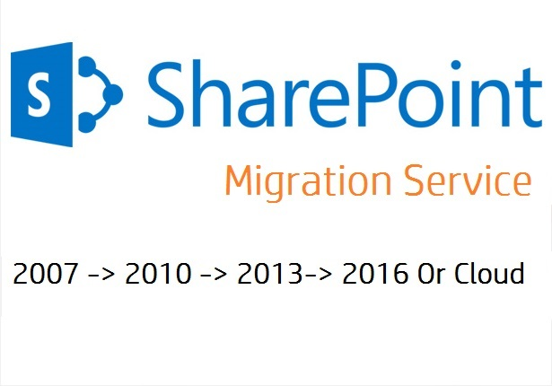 SharePoint migration service