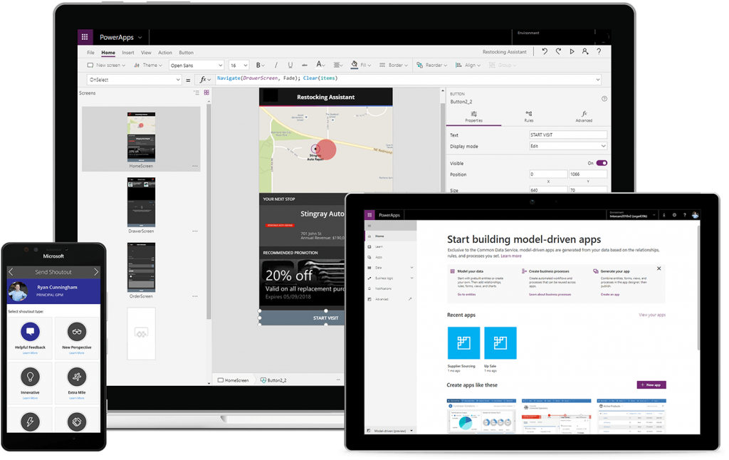 PowerApps Consulting Services