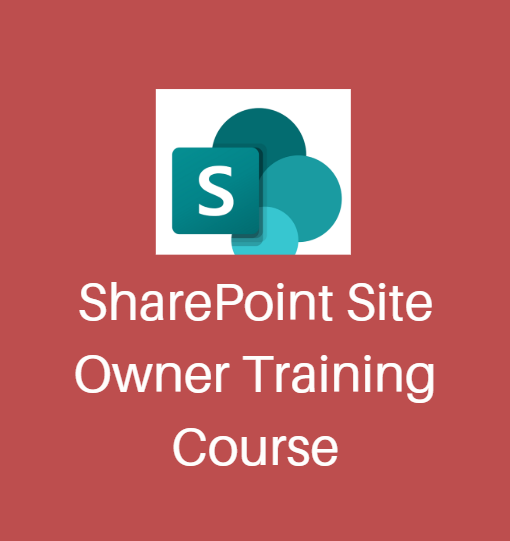 SharePoint Site Owner Training Course