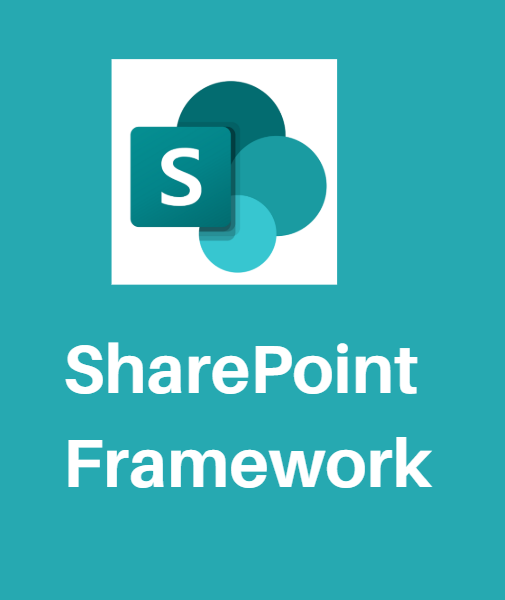 SharePoint framework development service