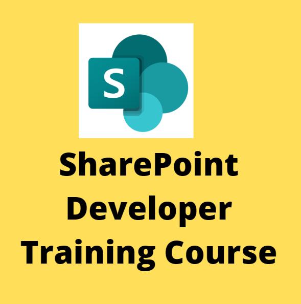 sharepoint developer training course